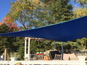 Sail shade World shade sail in New Jersey, United States