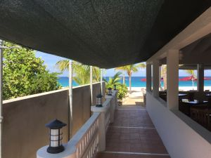 Sail shade World shade sail in Anguilla