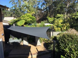 Sail shade World shade sail in New South Wales, Australia
